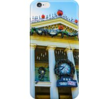 haunted holidays iPhone Case/Skin