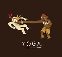 yoga by louros