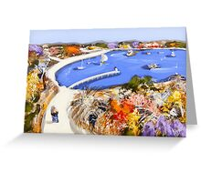 Meet you there Greeting Card