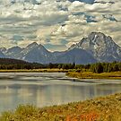 Mount Moran by Joe Elliott