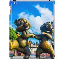 chip and dale iPad Case/Skin