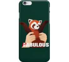 PABULOUS iPhone Case/Skin