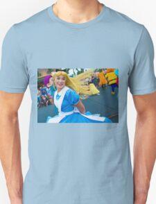 alice twirls Unisex T-Shirt