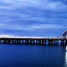 Busselton Jetty by Paul Pichugin