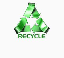 3d Recycle Design Unisex T-Shirt