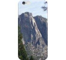 Goliath Rock Yosemite iPhone Case/Skin