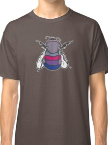 Bisexual Bee Classic T-Shirt