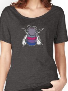 Bisexual Bee Women's Relaxed Fit T-Shirt