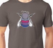 Bisexual Bee Unisex T-Shirt