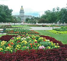 Colorado Capital by Holly Werner