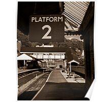 Platform 2 Poster