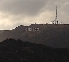 Hollywood Sign by Noblesteed1a