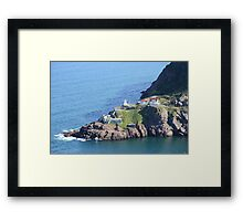 Fort Amherst Framed Print