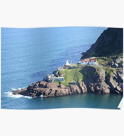 Fort Amherst Poster