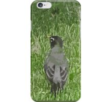 Bird Enjoying The Summer iPhone Case/Skin