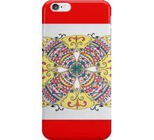 Summer Mandala iPhone Case/Skin