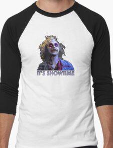 beetle juice showtime Men's Baseball ¾ T-Shirt
