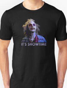beetle juice showtime Unisex T-Shirt
