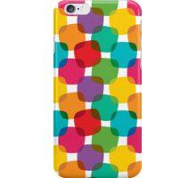 Retro Squares iPhone Case/Skin