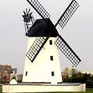 Lytham Windmill by Barry Norton