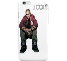 J. Cole  iPhone Case/Skin