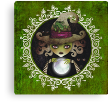 Elphaba, the Wicked Witch of the West Canvas Print