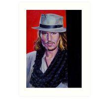 """"""" Jonny"""" Art Print"""