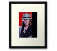 """"""" Jonny"""" Framed Print"""
