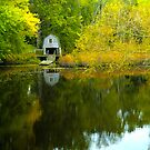 Boathouse by Smaxi