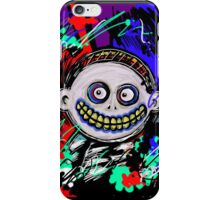 Nightmare Before Christmas Abstract- Barrel iPhone Case/Skin