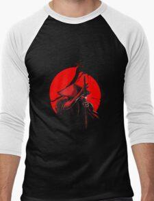 Samurai Slice Men's Baseball ¾ T-Shirt