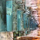 Corridor To Infinity by Gina Ruttle  (Whalegeek)