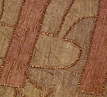 """Exquisite detail of an ancient """"tapestry"""" by Kiriel"""