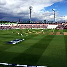 Edgbaston Ashes Test - Day One by John Dalkin