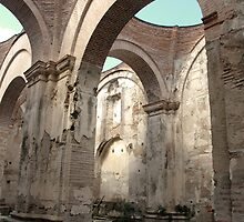 Antiqua Ruins by photoprol