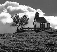 Chapel - Postalm - Austria by smrcek