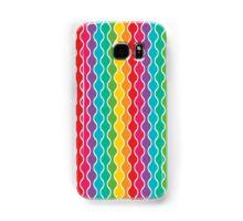 Wavy Rainbow  Samsung Galaxy Case/Skin