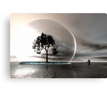 The Last One Canvas Print