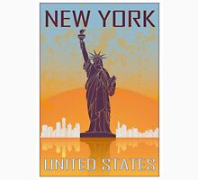 New York vintage poster Unisex T-Shirt