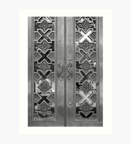 Doorway to Heaven Art Print
