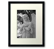Angelic Beauty Framed Print