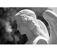 The Gaze of an Angel Photographic Print