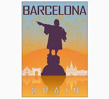 Barcelona vintage poster Unisex T-Shirt