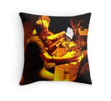 Radio Field Day Throw Pillow
