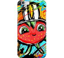 Berry Berry with a Football helmet iPhone Case/Skin