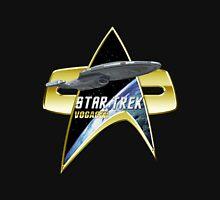 StarTrek Vogager Com badge Unisex T-Shirt