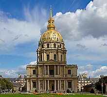 Les Invalides by Greg McMahon