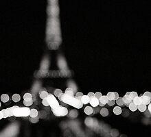 Tour Eiffel - through a romantic eye by Georgina Morrison