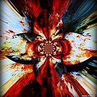 Krusty Kaleidoscope by Debbie Robbins