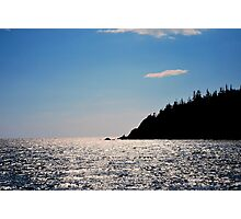 """""""at peace with the Bay Of Fundy"""" Photographic Print"""